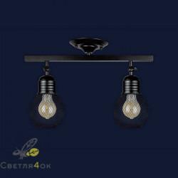Светильник Лофт 907X004F-2 BK