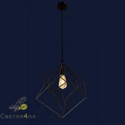 Светильник Лофт 909XL1147-1 BK
