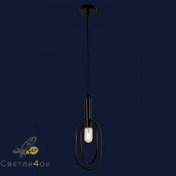 Светильник Лофт 761FF01-1 BK