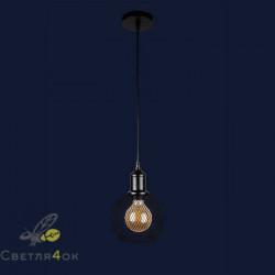 Светильник 907011F-1 BK