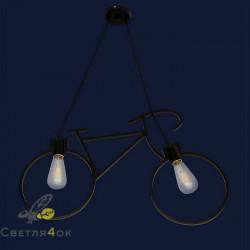 Светильник Лофт 909XL1051-2 BK