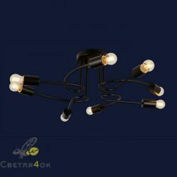 Светильник Лофт 761BZ08-8 BK