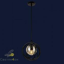 Светильник Лофт 761DQ01-1 BK