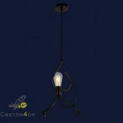 Светильник Лофт 7529075-1 BK