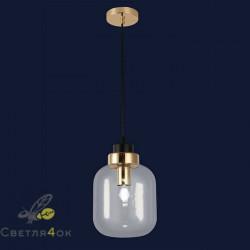Светильник подвесной лофт 91618-1 CL