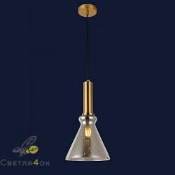 Светильник подвесной лофт 91623-1 BK