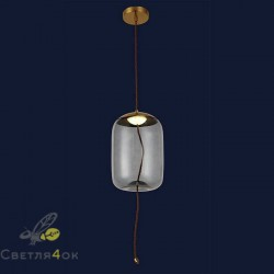 Светильник подвесной лофт 91629-1LED 4W BL
