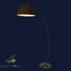 Торшер 918F8136-1 BK