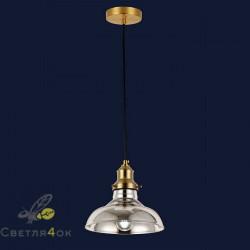 Светильник подвесной лофт 91601-1 SL