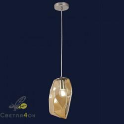 Светильник подвесной лофт 91603-1 BR