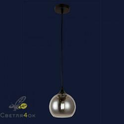 Светильник подвесной лофт 91605-1 BK