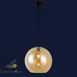 Светильник подвесной лофт 91608-1 BR