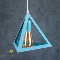 Светильник Лофт 756PR220-1 BLUE