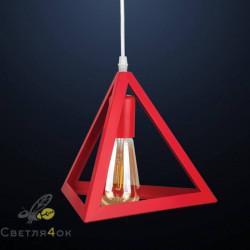 Светильник Лофт 756PR220-1 RD