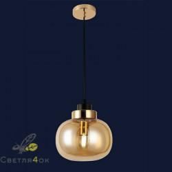 Светильник подвесной лофт 91619-1 BR