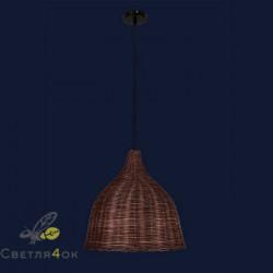 Подвесной светильник 971RATTAN-1-360-CF