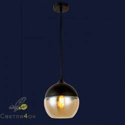 Светильник подвесной лофт 91613-1 BR