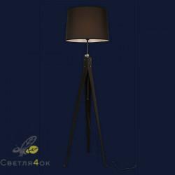 Торшер 918F8320-1 BK