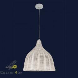 Подвесной светильник 971RATTAN-1-360-WOOD