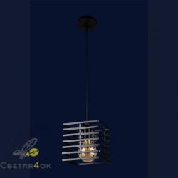 Светильник Лофт 756PR104F-1 BK