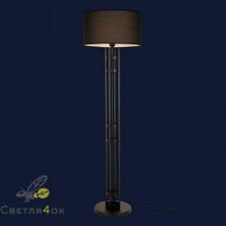 Торшер 918F8322-1 BK