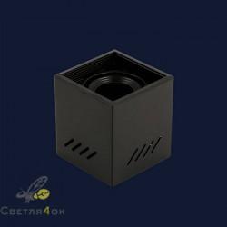 Светильник потолочный 90625S BK