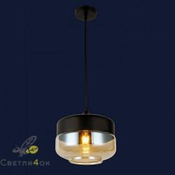 Светильник подвесной лофт 91615-1 BR