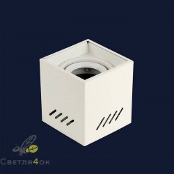 Светильник потолочный 90625S WH