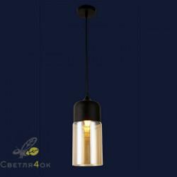 Светильник подвесной лофт 91616-1 BR