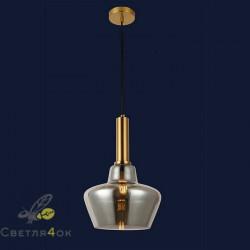 Светильник подвесной лофт 91621-1 BK
