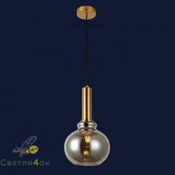 Светильник подвесной лофт 91626-1 BK