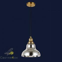 Светильник подвесной лофт 91602-1 SL