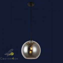 Светильник подвесной лофт 91607-1 BK