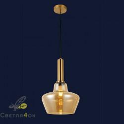 Светильник подвесной лофт 91621-1 BR