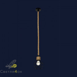 Светильник Лофт 910637-1 BK