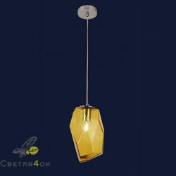 Светильник подвесной лофт 91603-1 AMBER
