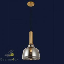 Светильник подвесной лофт 91622-1 BK