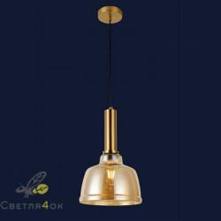 Светильник подвесной лофт 91622-1 BR
