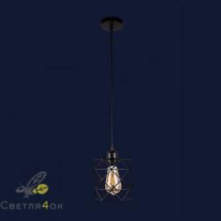 Светильник 756PR105F-1 BK