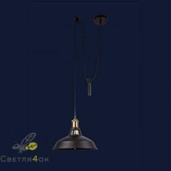 Светильник 7526857F-1G BK(270)