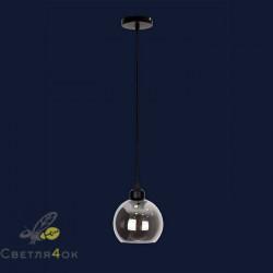 Подвесной светильник 91609F-1 BK