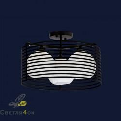 Люстра потолочная 707X9800-3 ЧЕРНЫЙ