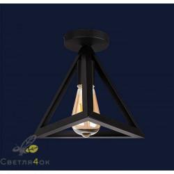 Светильник 756XPR220F-1 BK