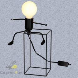 Настольний светильник 720T26016-H38 BK