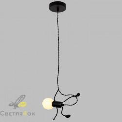 Светильник Лофт 720P26016-1S BK