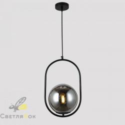 Подвесной светильник 91640-1 BK+BK