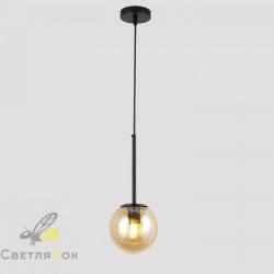 Подвесной светильник 9163415-1 BK+BR