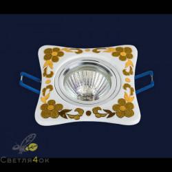 Точечный светильник 70597 GD
