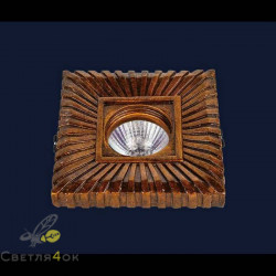 Точечный светильник 732M7036B ANTIQUE GD