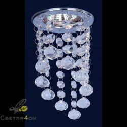 Хрустальный светильник 712A2080 CH/CL